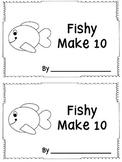 Fishy Make 10 - A Ten Frame Booklet