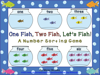 Fishy Number Sorting Game