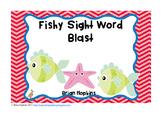 Fish Sight Word Blast FREEBIE