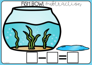 Fishy Subtraction Pack