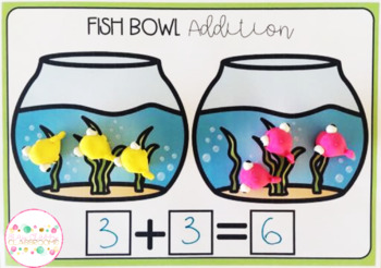 Fishy Addition & Subtraction Pack