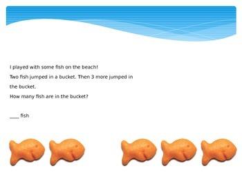 Fishy Word Problems