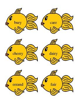 Fishy's Vocalic R -air