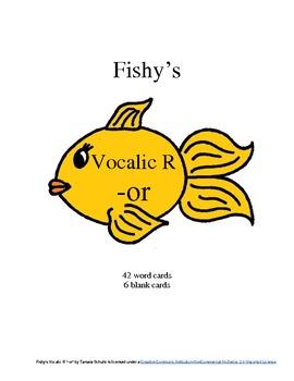 Fishy's Vocalic R -or