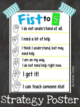 Fist to 5!