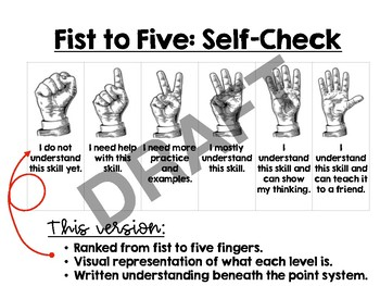 Fist to Five (Self-Check)