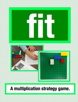 Fit: A Multiplication Strategy Game Using Arrays (Grades 2-5)