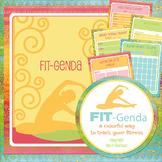 Fit-Genda Fitness Tracker for Teachers