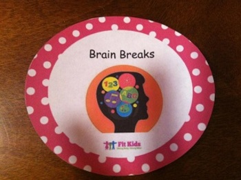 Fit Kids Brain Breaks and Directions
