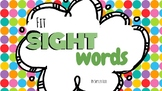 Fit Sight Words I