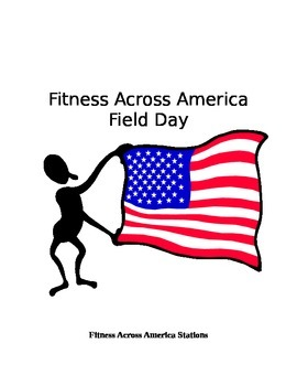 Fitness Across America Field Day