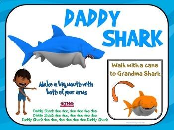 Fitness Adventure Series- Baby Shark Endeavor