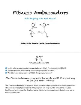 Fitness Ambassador Program