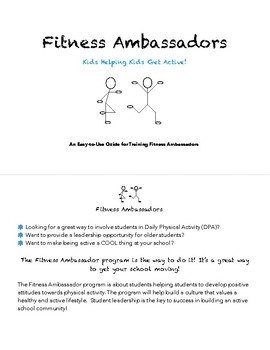 Fitness Ambassador Program