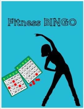 Lifesize Fitness BINGO
