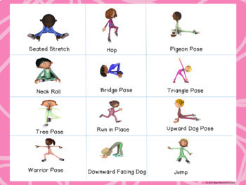 Fitness Checkers for Physical Education, Elementary