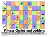 Fitness Chutes and Ladders (Distance Learning)