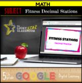Fitness Decimal Stations