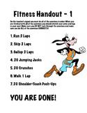 Fitness Handout Bundle