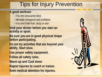 Fitness Injuries and Treatments