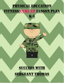 Fitness Lesson plan Muscular Strength and Muscular Endurance