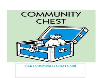 Fitness Monopoly-Modified or Elementary PE
