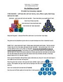 Fitness Relay Dice Game - PE