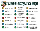 """""""Fitness Scratcher"""": Fitness Activity (Small Circuit Training)"""