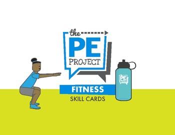 Fitness Skill Cards