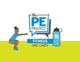 Fitness Skill Cards - The PE Project