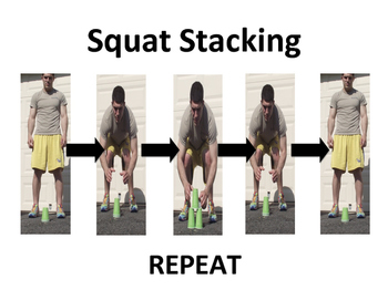 Fitness Stacking Signs