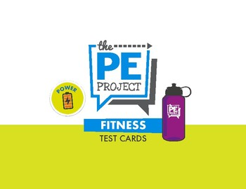 Fitness Test Cards