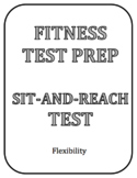 Fitness Test Training Cards: Sit-and-Reach Test