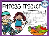 Fitness Tracker for Developing Healthy Living Habits
