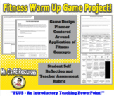Fitness Warm Up Game Project!
