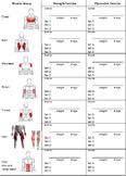 Fitness Workout Log