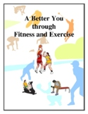 A Better You through Fitness and Exercise, Activities and Handouts