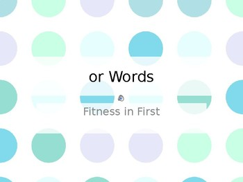 Fitness in First: R-Controlled -or Words