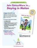 FitnessWurx Health and Wellness Walking Guide Now Available...Visit my store!