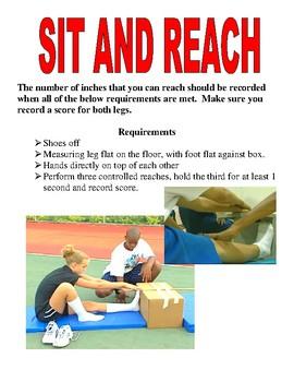 Fitnessgram Station Cards