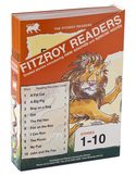 Fitzroy Readers 1-10: Phonic Reading for Young Learners
