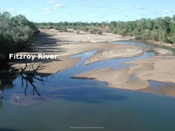 Fitzroy River - Queensland Australia Power Point Informati