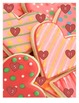 Five 5 math addition stations dice cover up roll a number Valentine Kindergarten