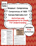 Five Activities and Assessments for the Compromises