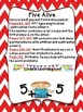 Addition Fluency: Five Alive
