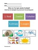 Five Basic Needs of Animals