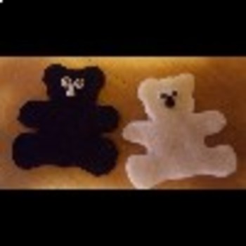 Five Bears in a Bed, A Counting Song and Fingerplay