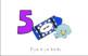 Five Blue BirdsEarly Emergent Reader (Between) - Full Color Version