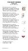 Five Busy Senses/Los Cinco Sentidos Listos