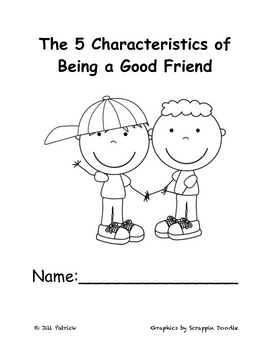 Friendship Chain Activity For Kids